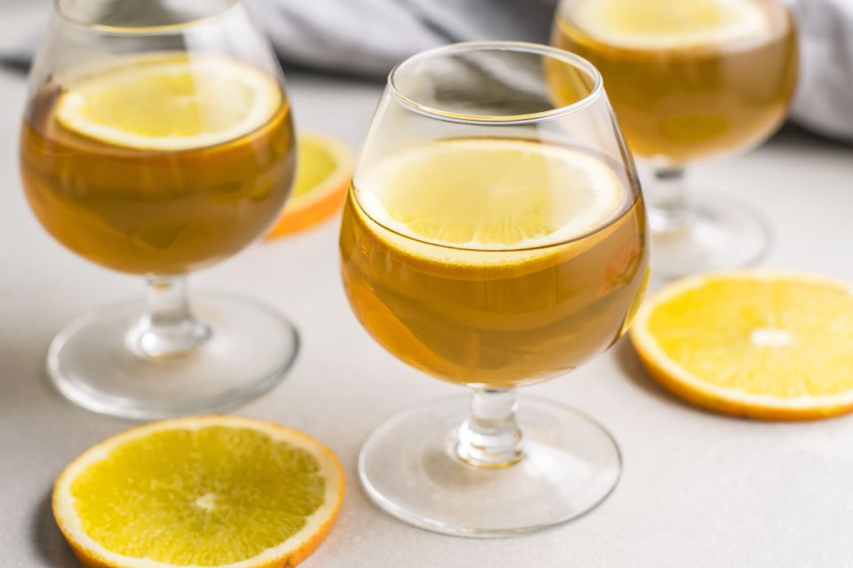 Blueberry Tea Cocktail Recipe