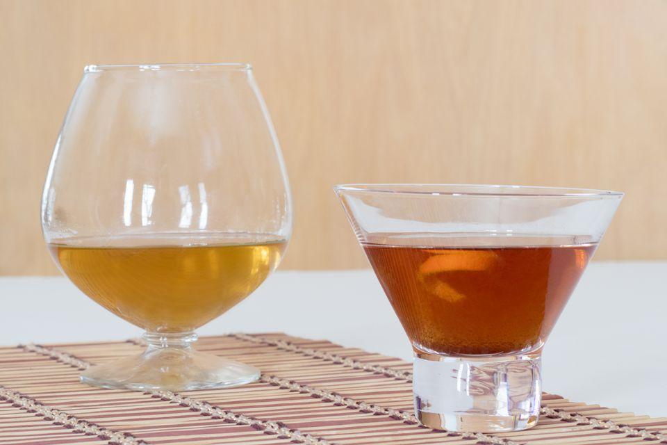 Brandy Cocktails