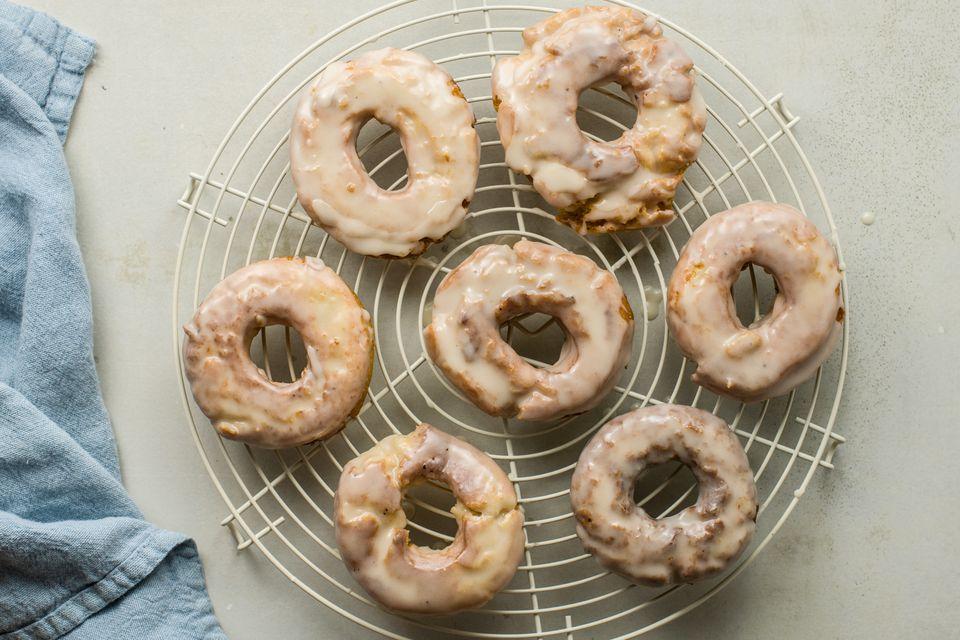 Donuts pasados de moda Top Pot