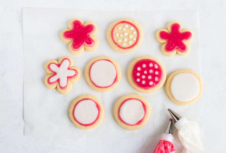 Simple Sugar Cookie Icing Recipe