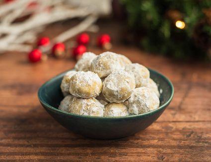 Old fashioned walnut balls recipe