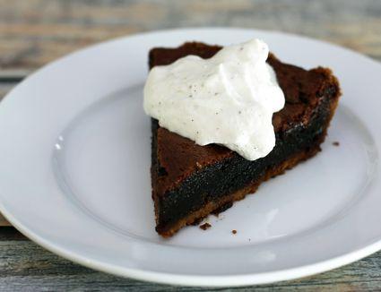 Chocolate Mississippi Mud Pie
