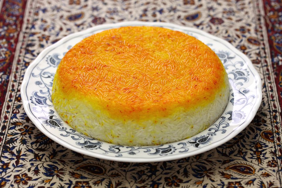 Tahdig (Persian Rice)