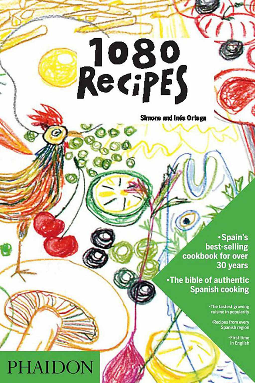 Top 3 Spanish Food Cookbooks