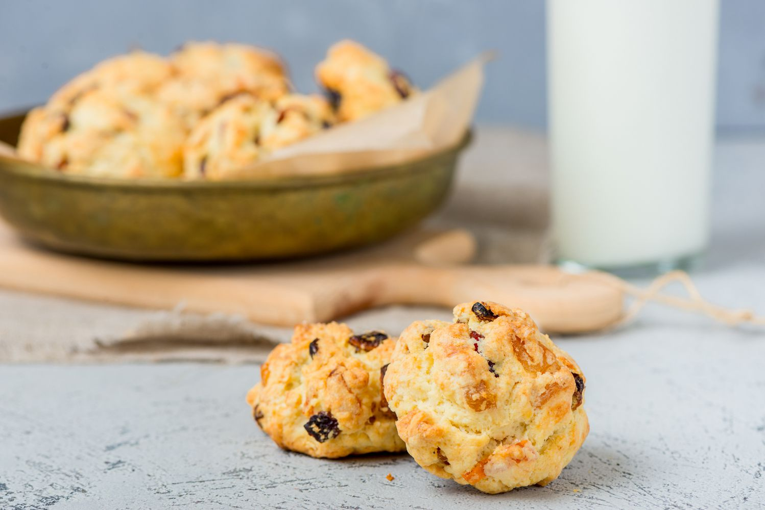 Baking Does Not Come Easier Than Traditional British Rock Cakes