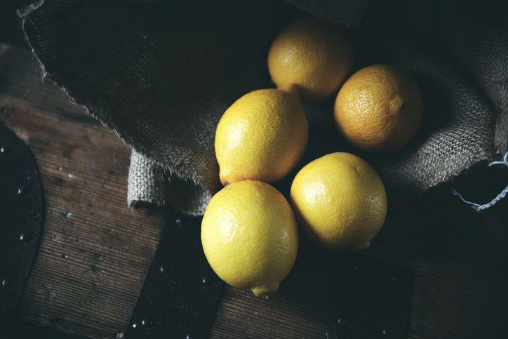 Lemons in a Hessian Sack