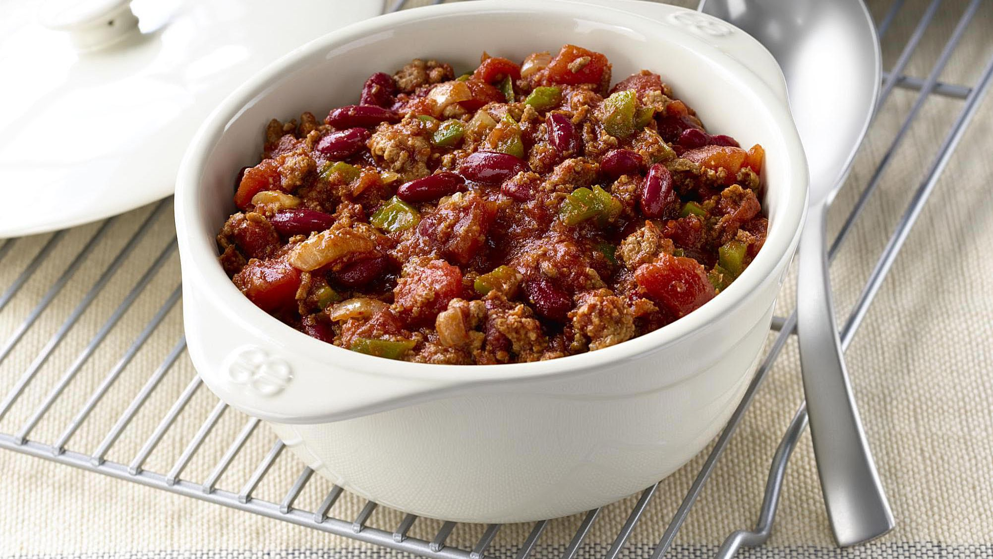 Classic Chili Recipe For Busy Cooks