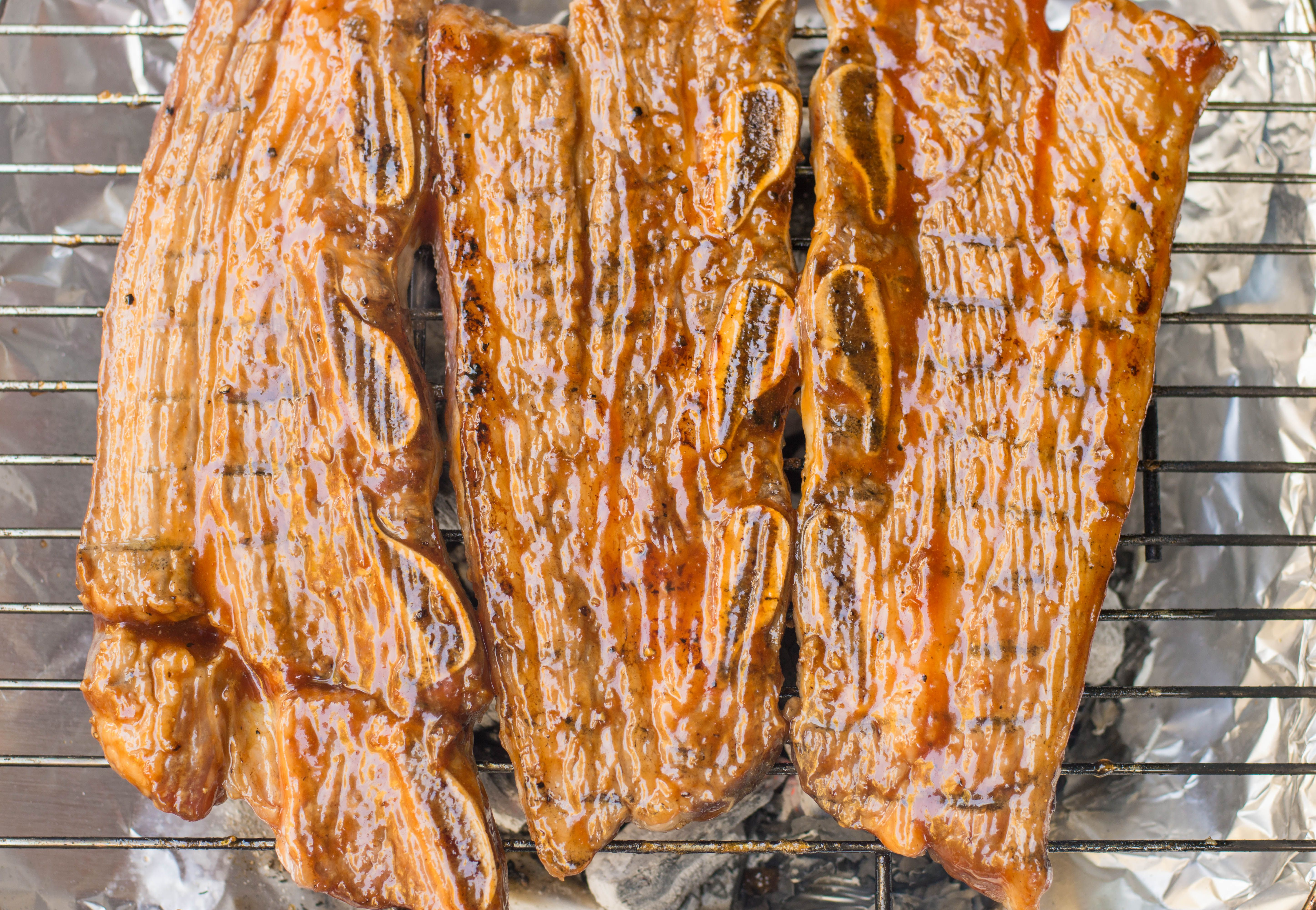 Grilled Beef Short Ribs Recipe