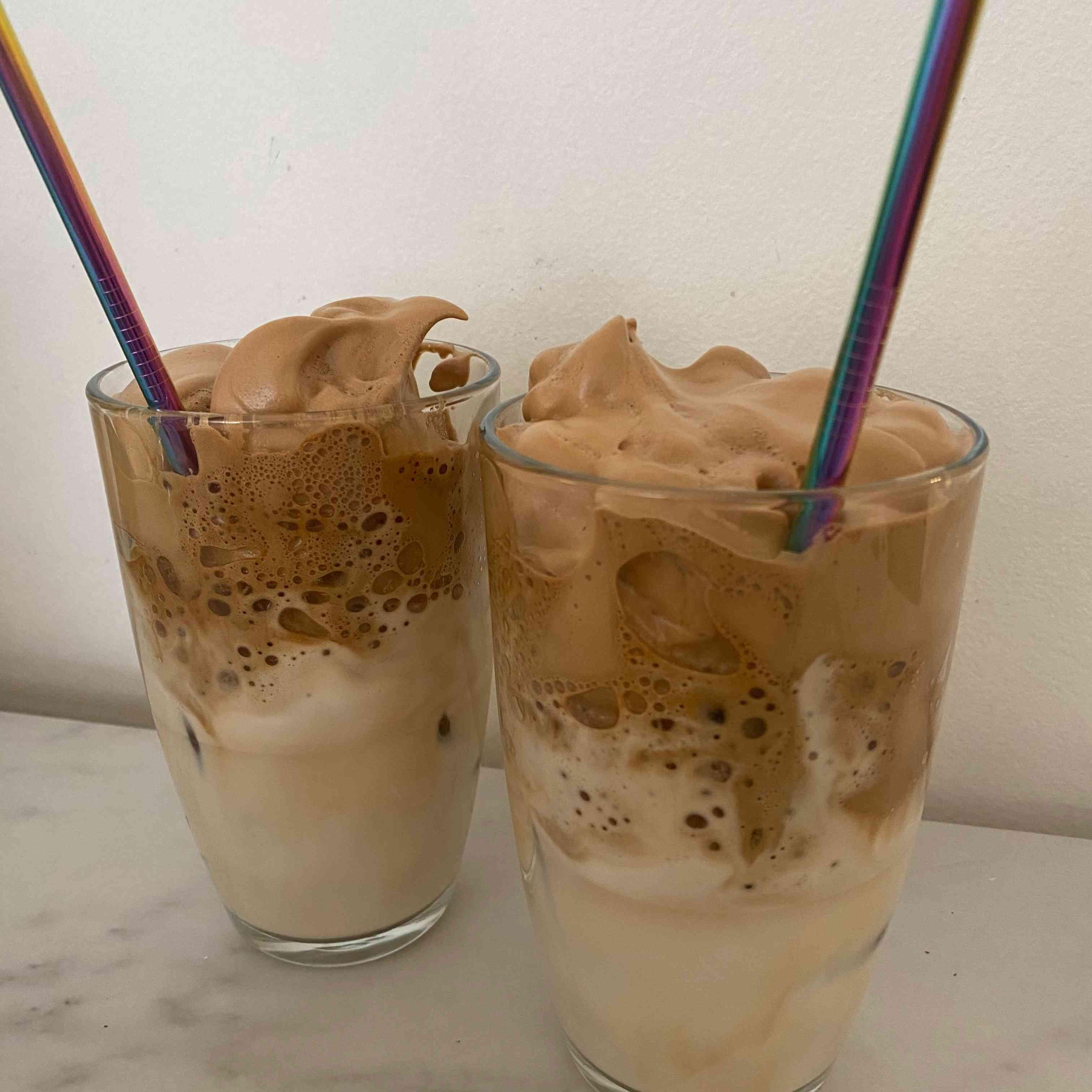 Dalgona Coffee Tester Image