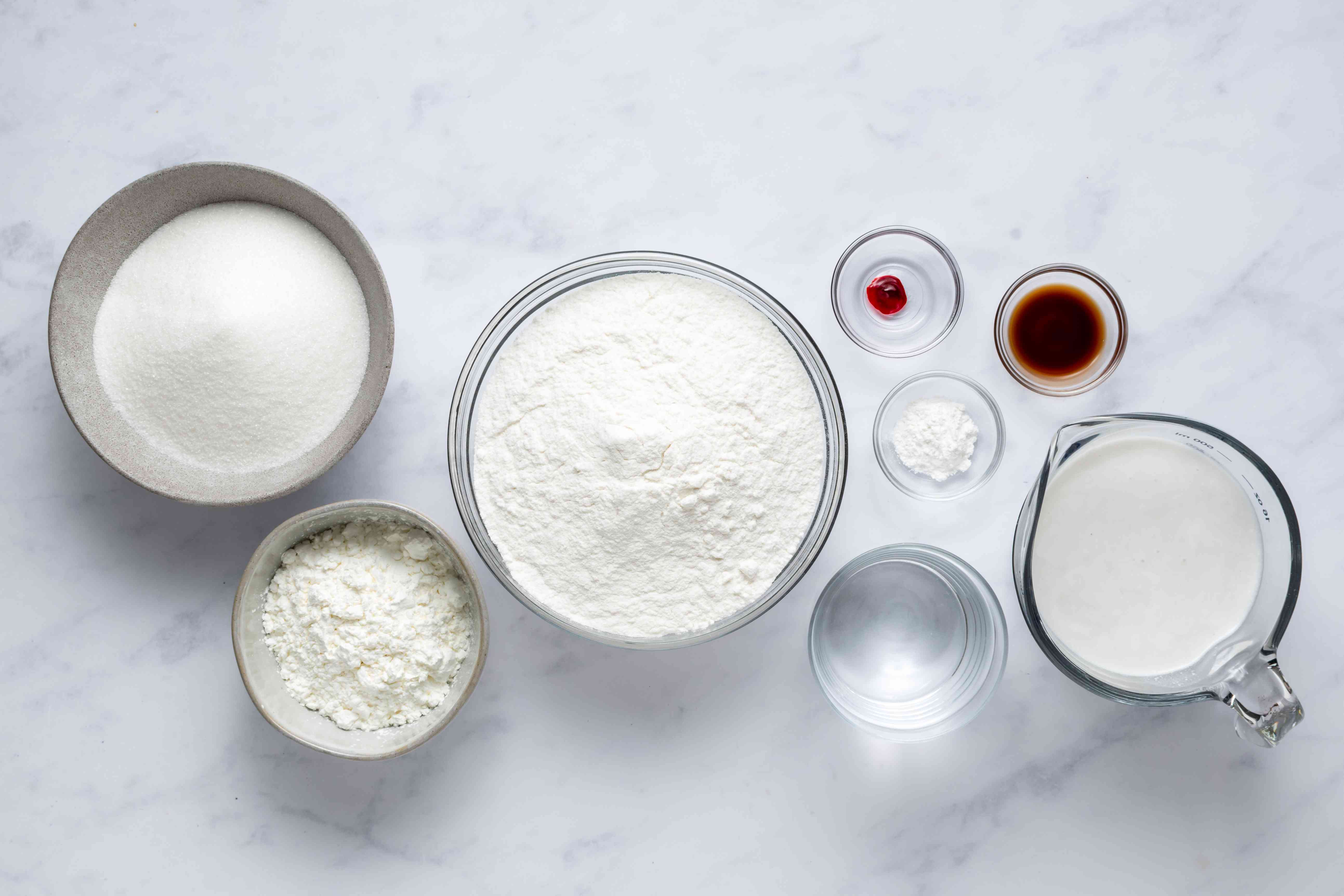 Chi Chi Dango Mochi ingredients