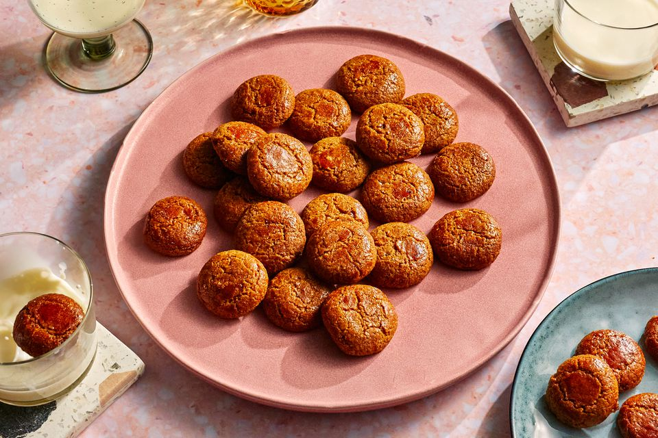 Traditional Kruidnoten Cookies—Dutch Ginger Nuts