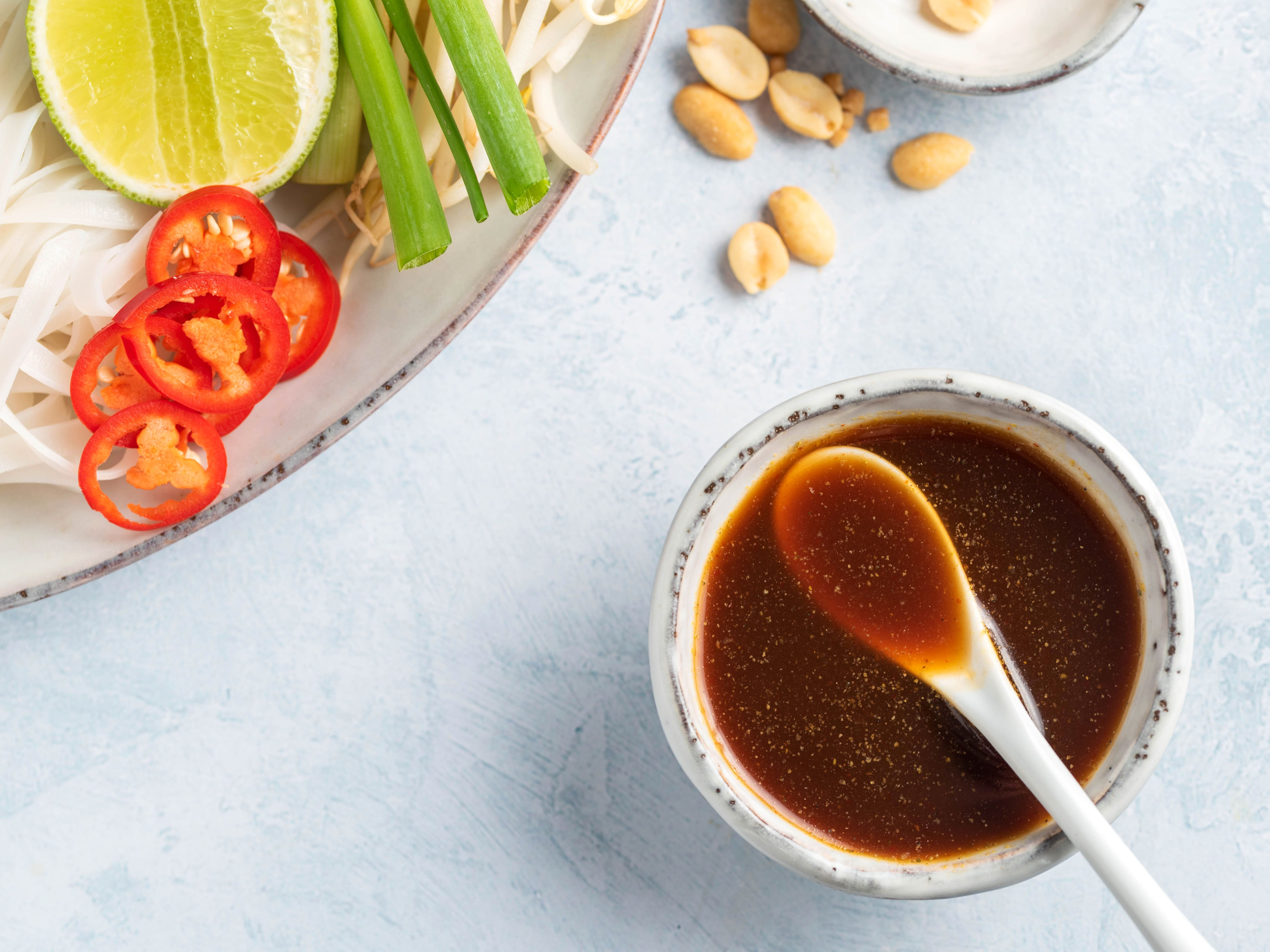 Pad Thai Sauce Recipe With Tamarind