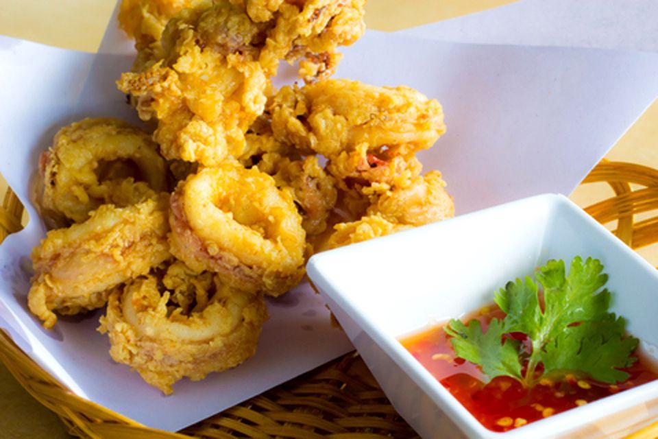 Thai Fried Squid (Calamari)