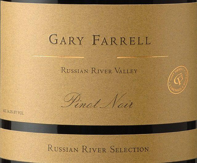 Gary Farrell Pinot Noir