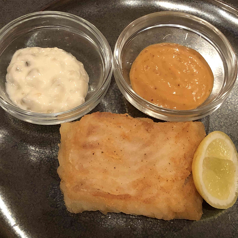 Easy Fried Fish Fillets Tester Image