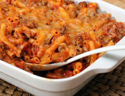 Tex Mex Macaroni and Beef