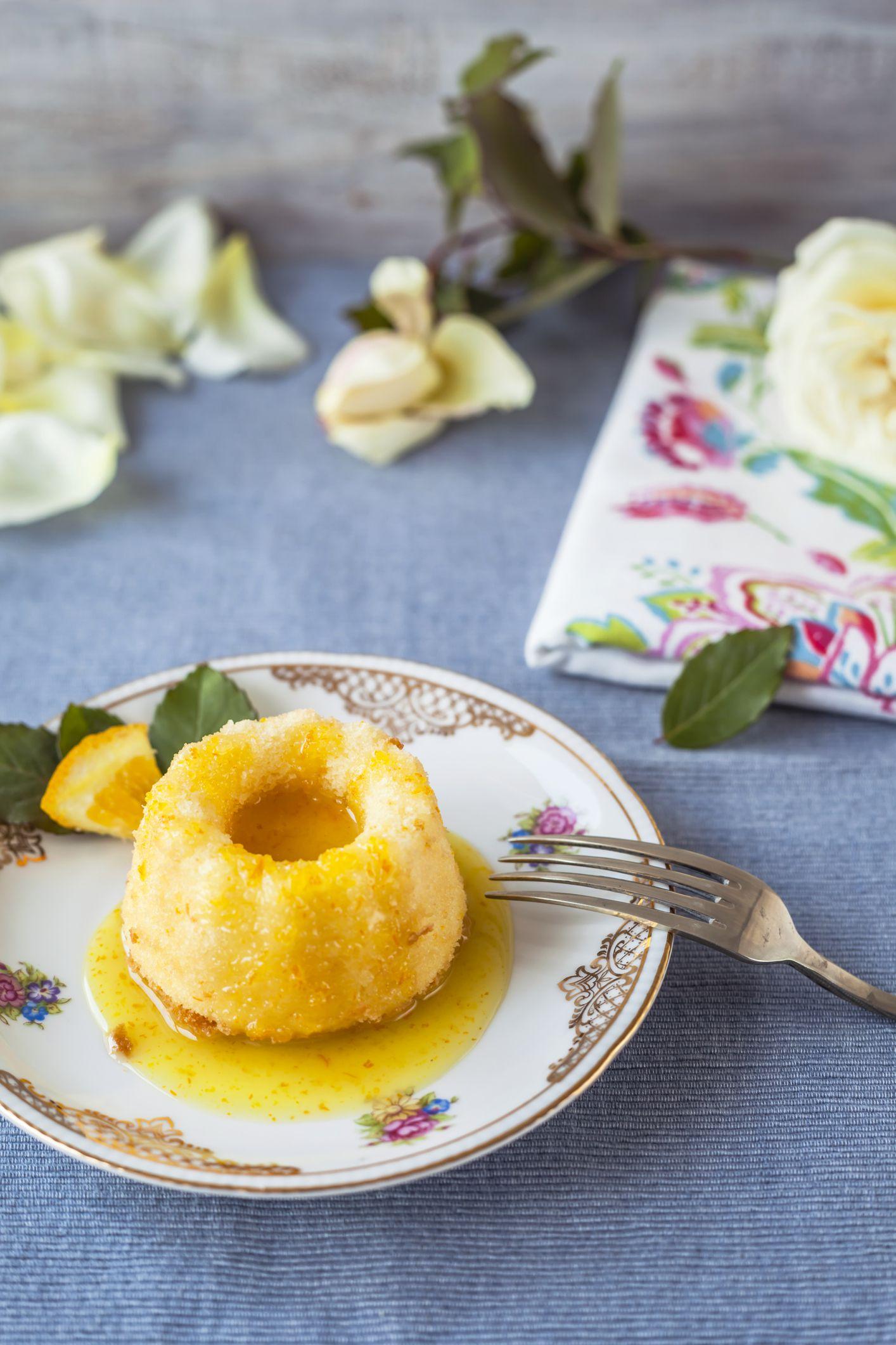 Orange Slice Cake Recipe