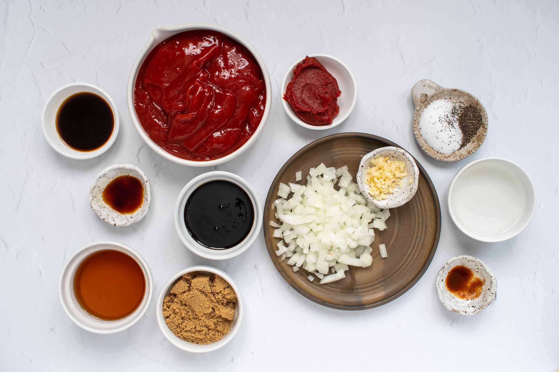 Jack Daniel's Barbecue Sauce ingredients