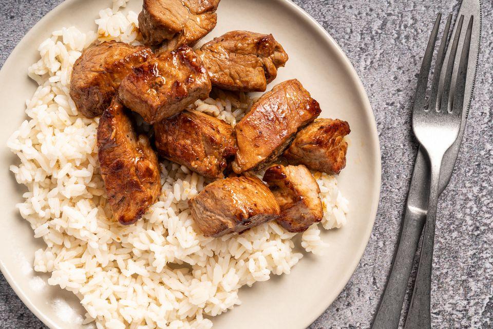 Versatile Pork Marinade for a Stir-Fry