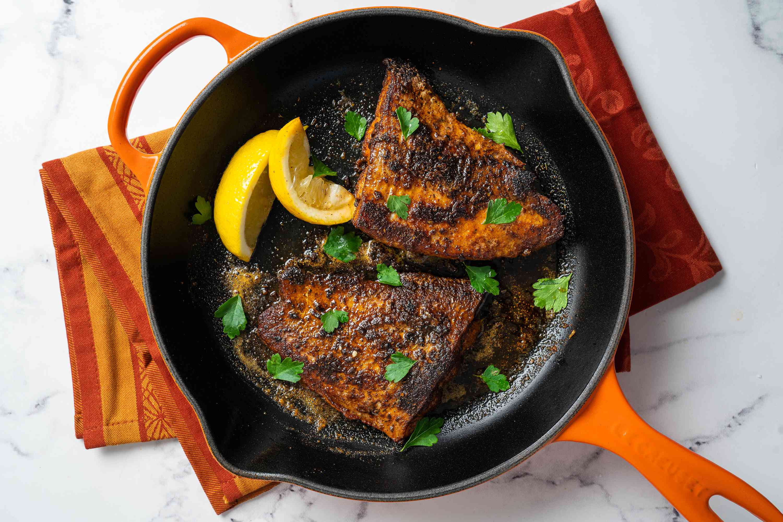 Blackened Catfish recipe