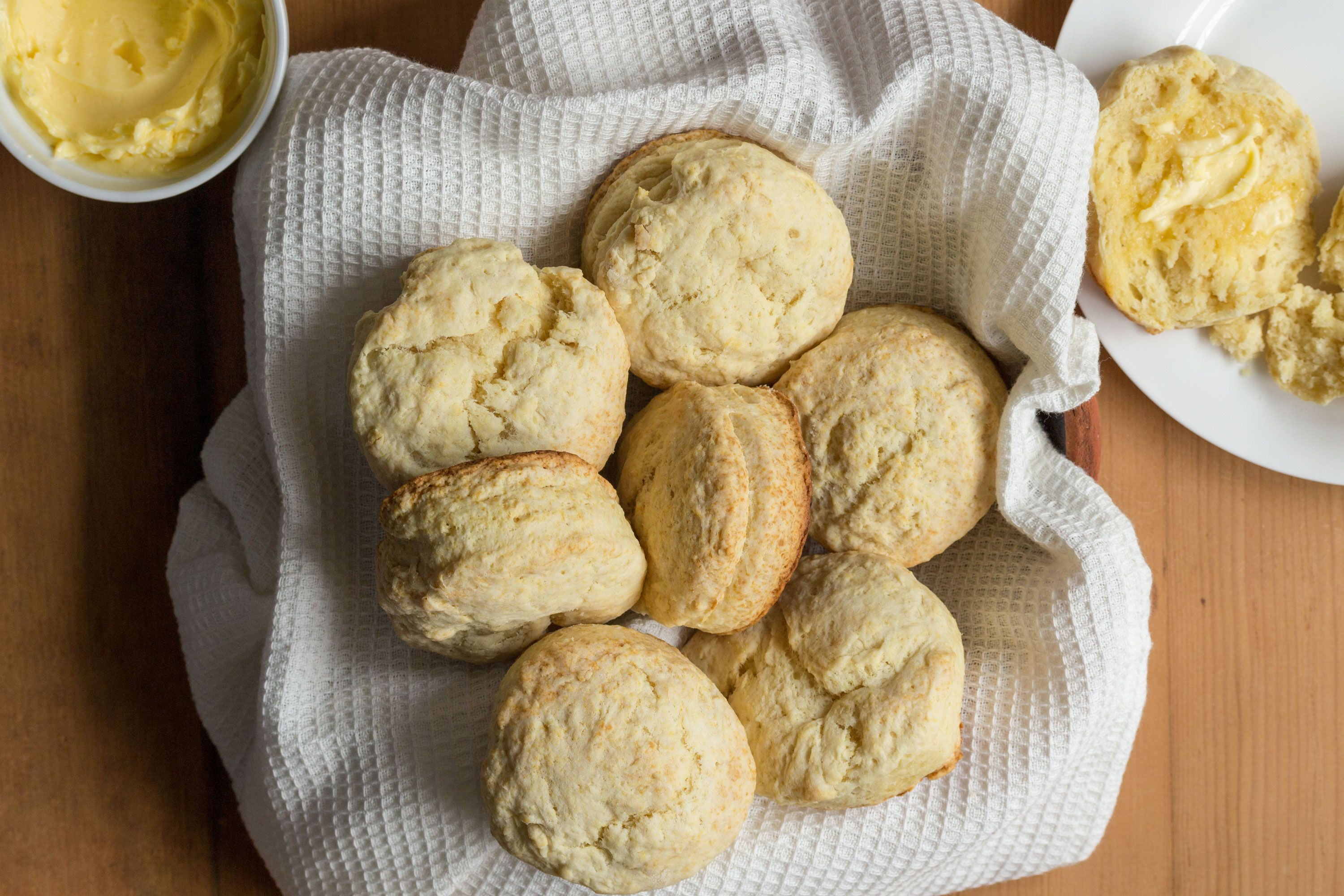 How To Make Biscuits That Are Homemade Light And Flaky