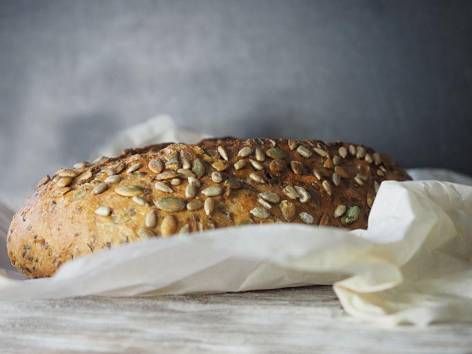 Pan de semillas de Copycat
