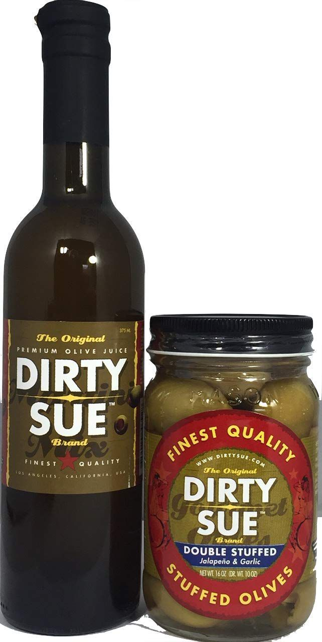 Dirty Sue Stuffed Olives Pack