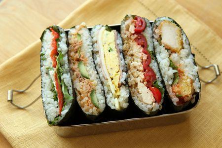 All About Japanese Onigirazu and Onigiri Sandwiches