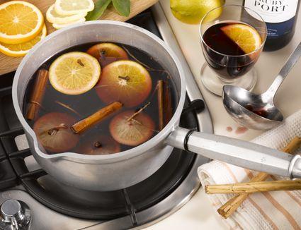 Mulled Wine (Gluhwein)