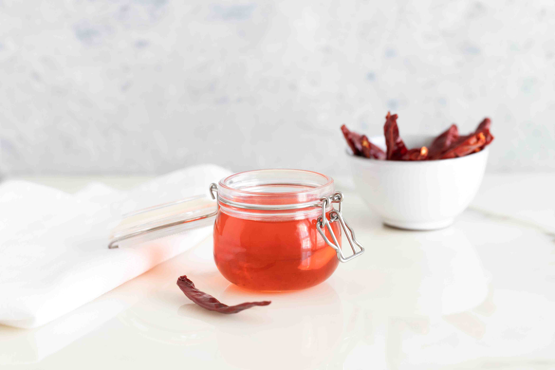 Chinese hot chili oil