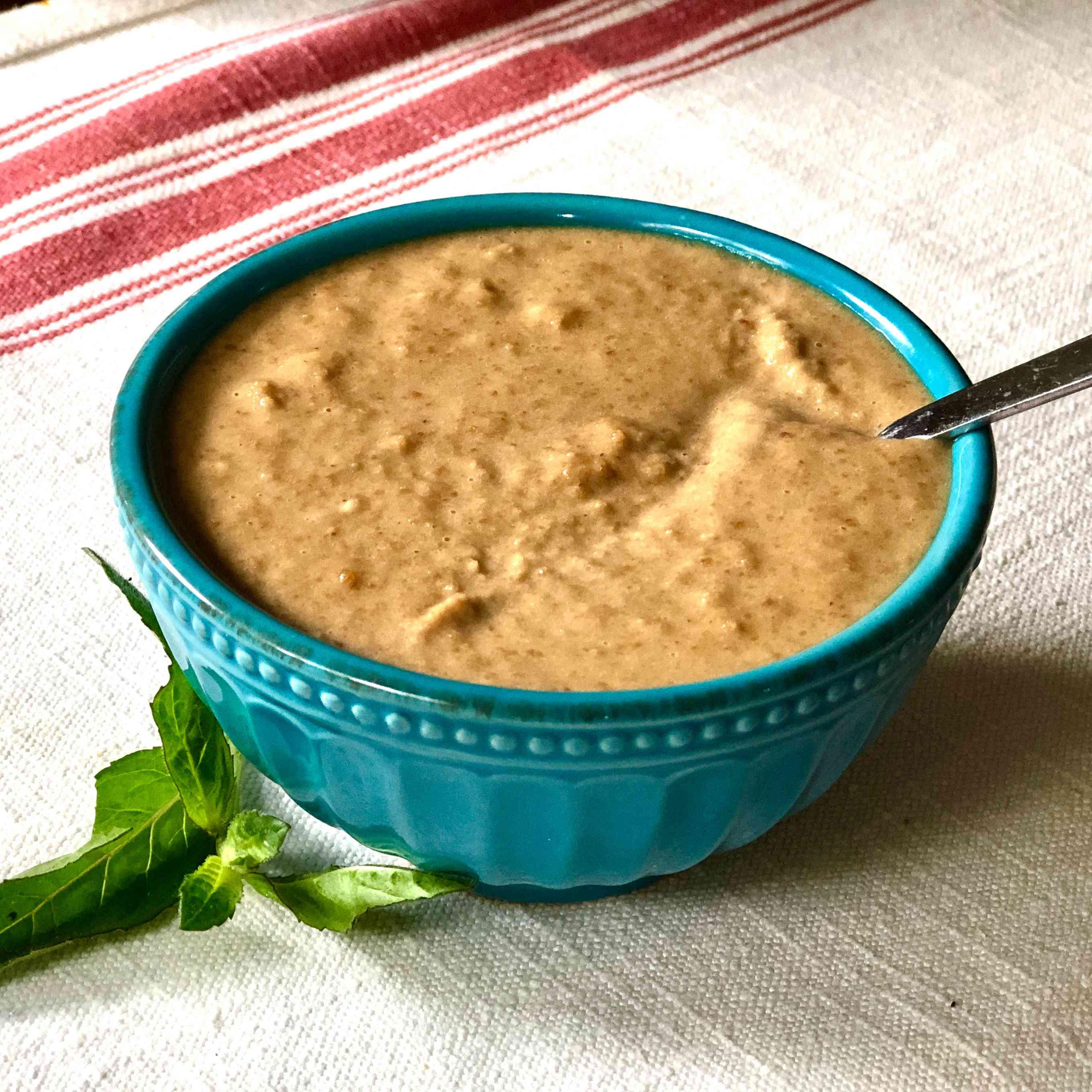 Satay Peanut Sauce Tester Image