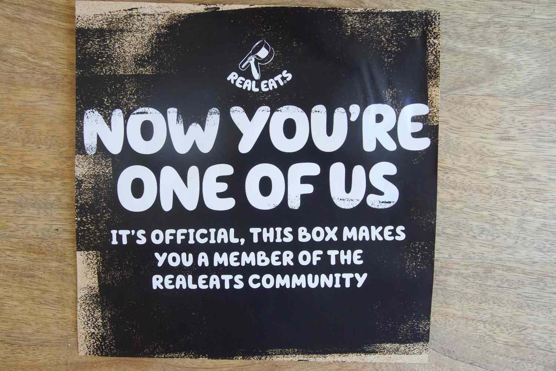 RealEats box