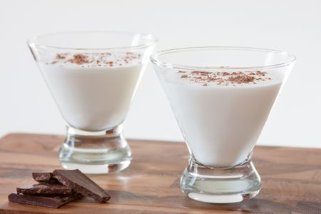 white chocolatini cocktail - White Christmas Martini Recipe
