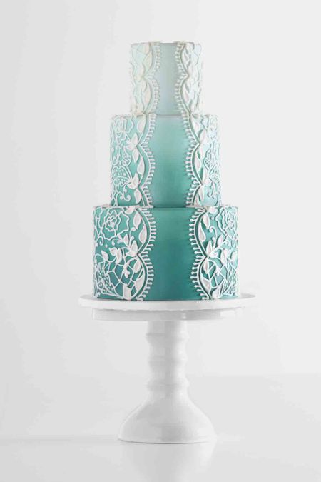 How to Make Fondant or Gum Paste Lace