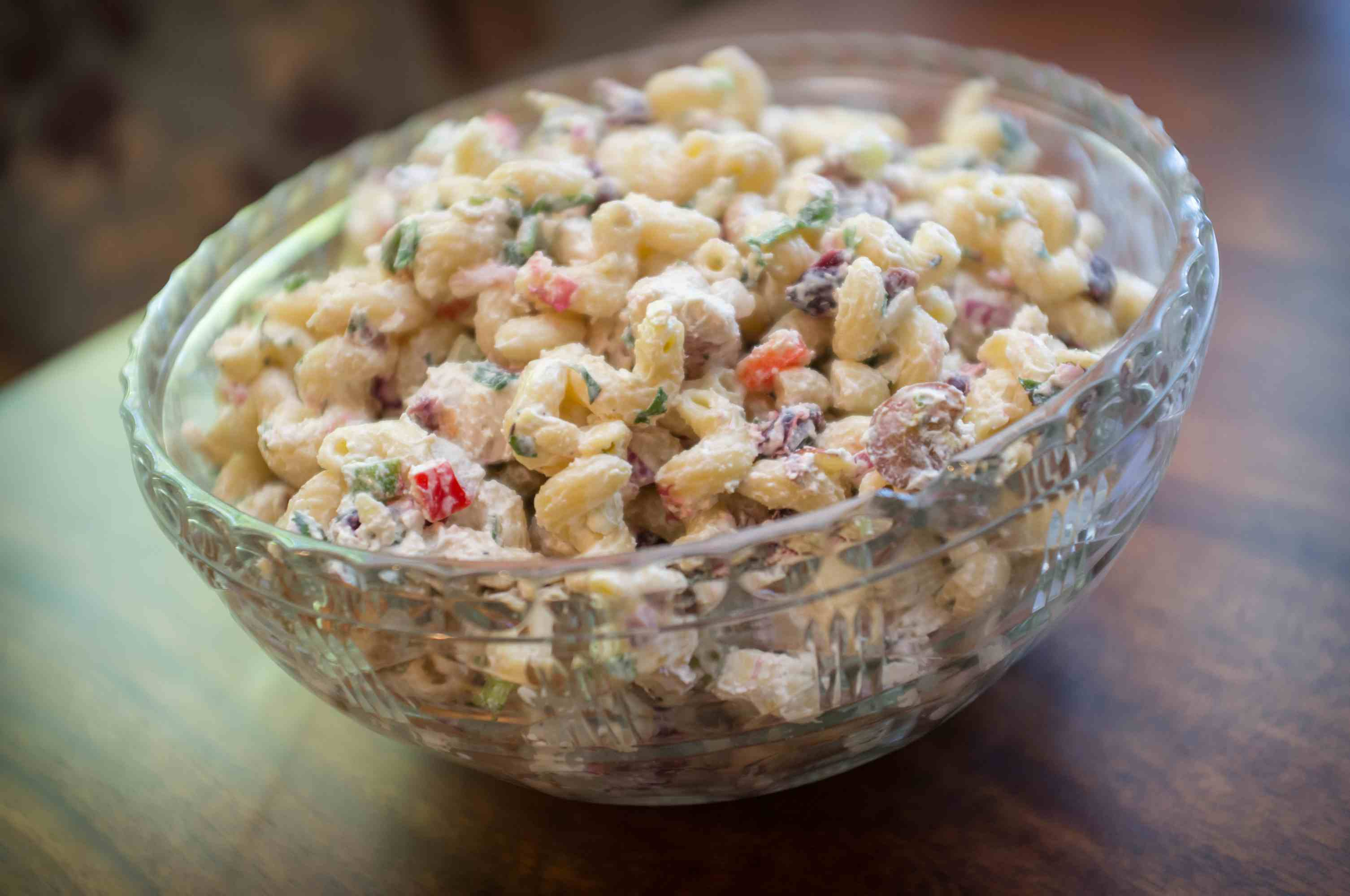 Macaroni Salad Server