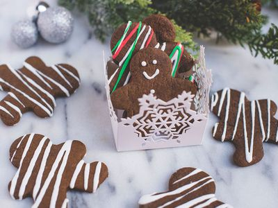 Gingerbread Cookies Recipe Cooking For Kids
