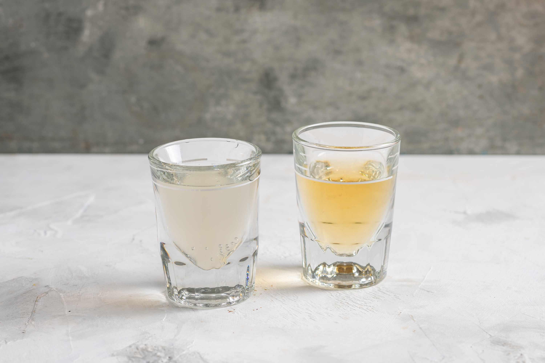 Tequila Slammer ingredients