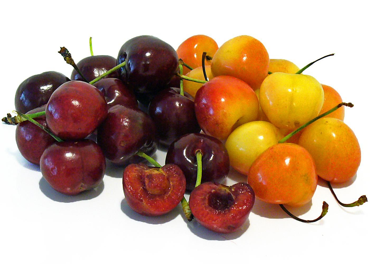 Sweet And Sour Cherry Varieties