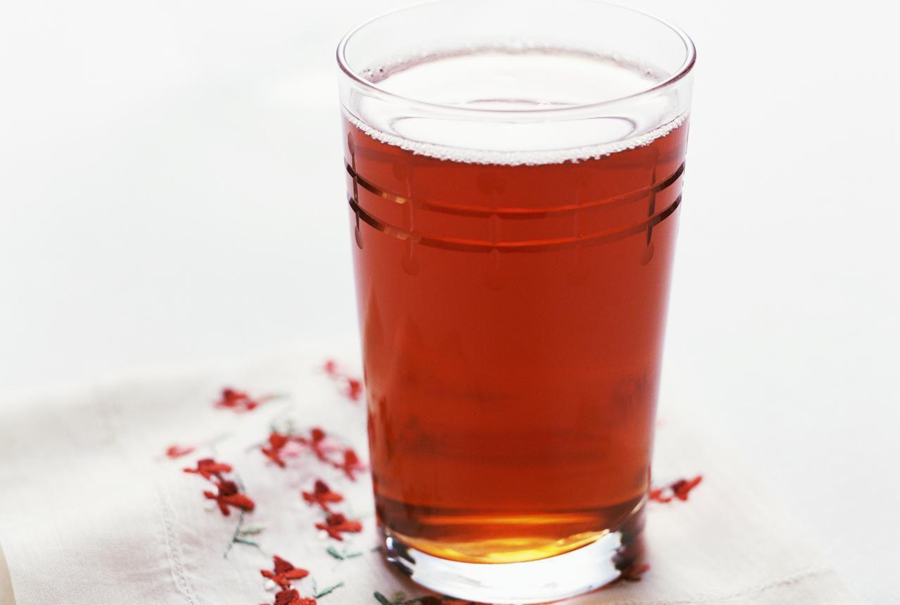Lemongrass and Ginger Iced Tea
