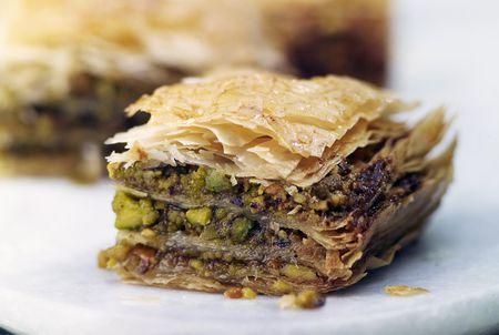 baklava baklawa middle eastern pastry recipe