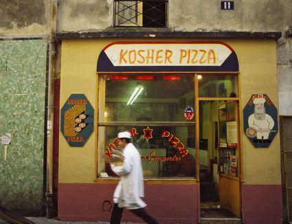 Kosher Pizza restaurant