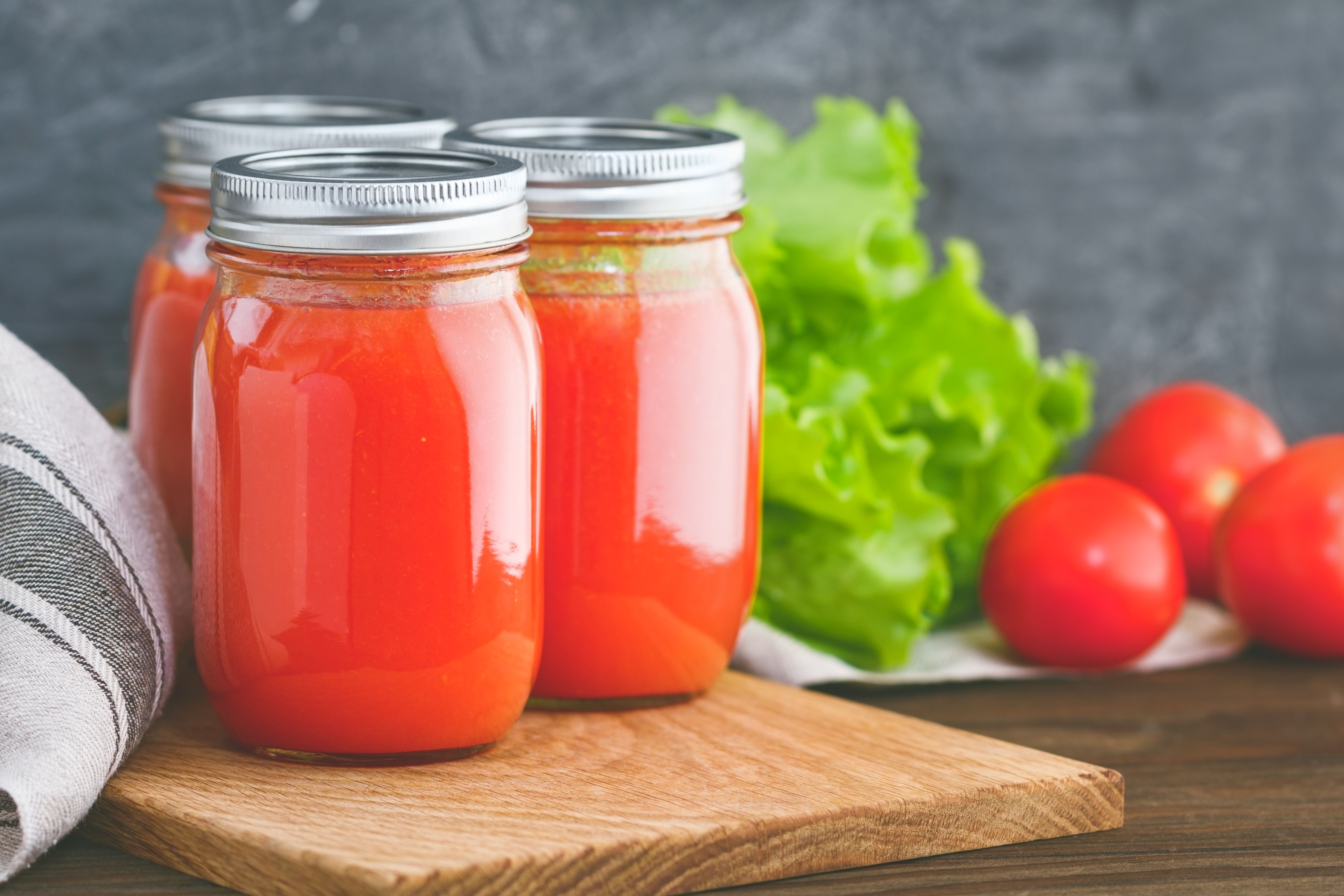 Homemade Tomato Puree Recipe And Canning Tips