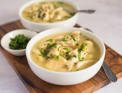 Turkey and dumpling recipe