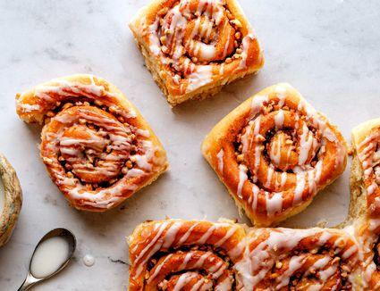 Bread machine cinnamon rolls recipe