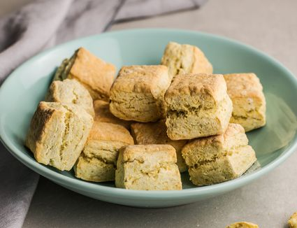 Vegan Bisquick Biscuits