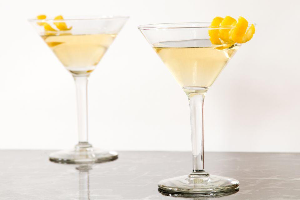 Tequini (Tequila-Martini)