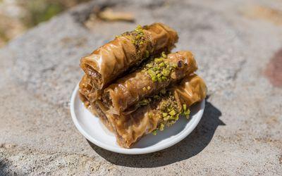 Greek Dessert Recipes