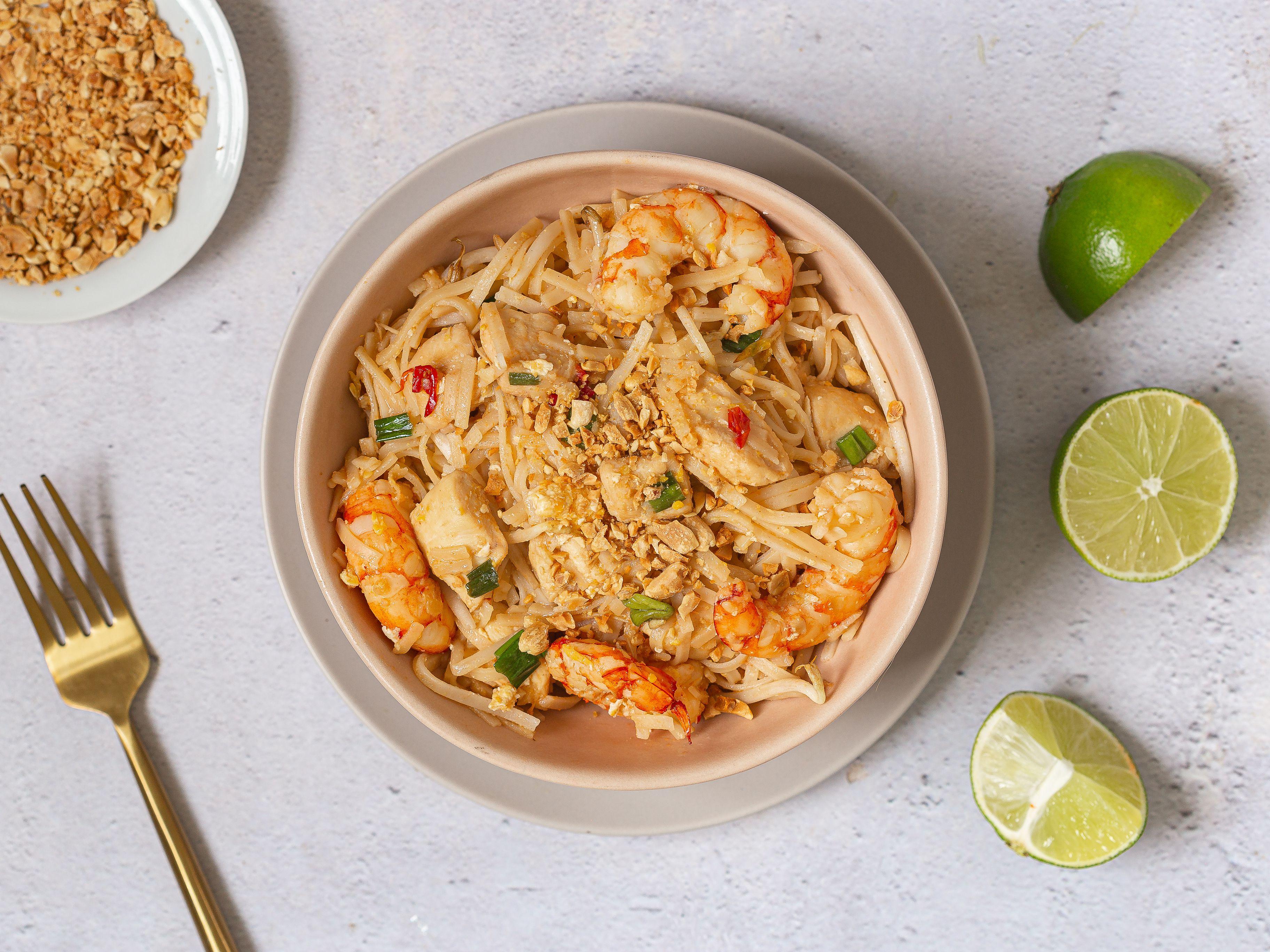 Top Easy Pad Thai Noodles