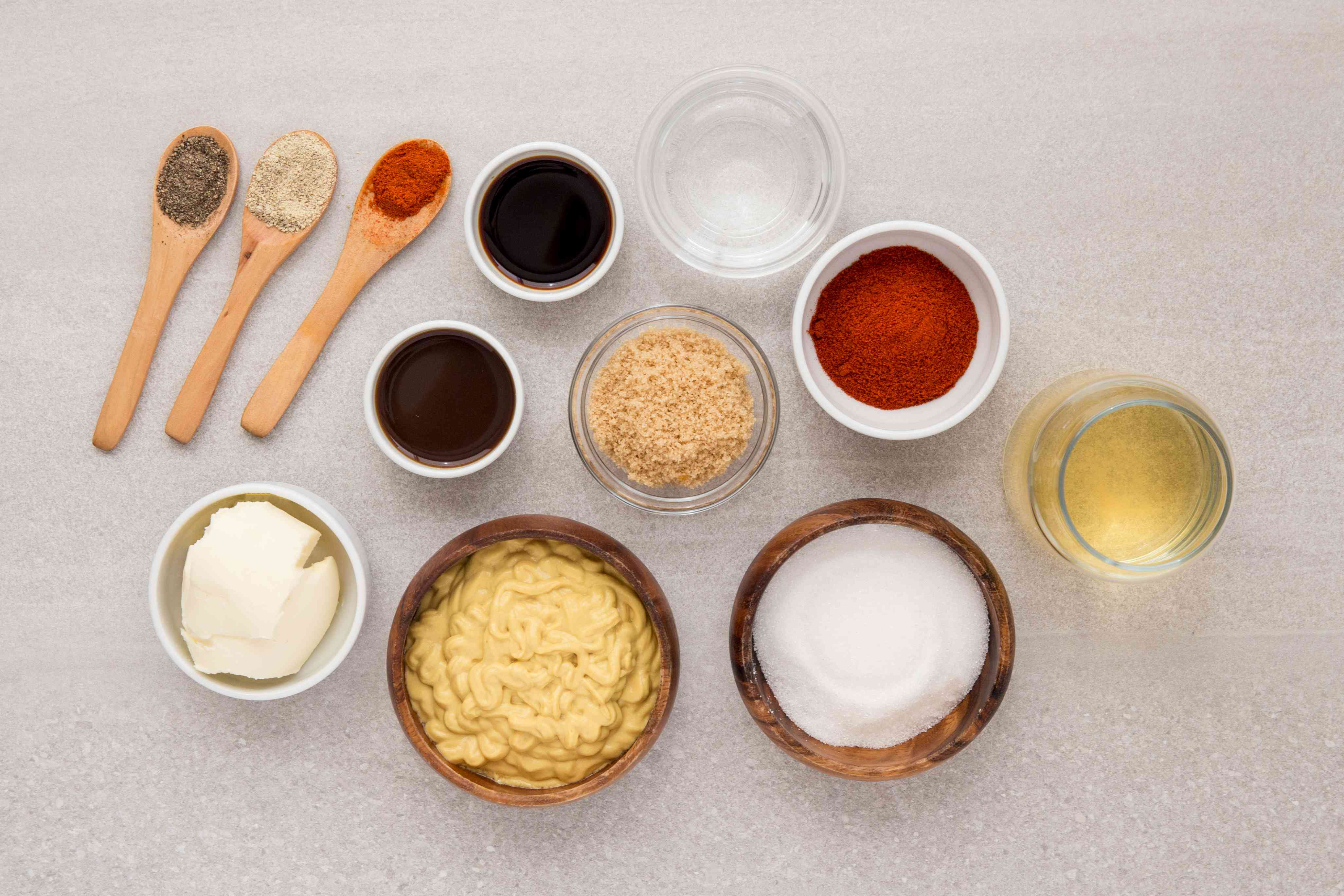 Big Daddy's Carolina-Style Barbecue Sauce ingredients
