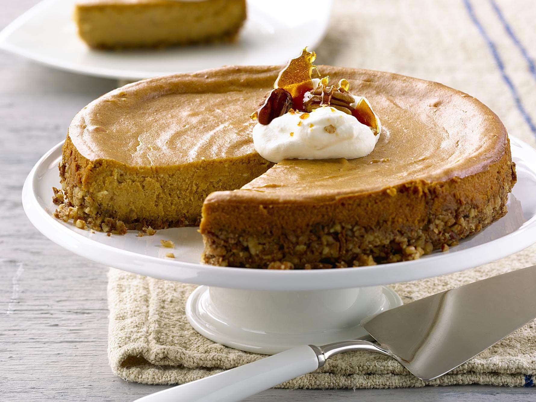 Sugar-free Pumpkin Pie Recipe